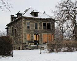 самый дешевый дом в США в Детройте