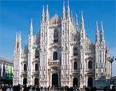 Миланский каяедральный собор Италия