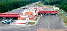 Пограничный переход Новая Гута Беларусь