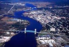 Уилмингтон Кейп-Фир Северная Каролина США