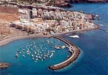 Лас-Гальетас Тенерифе Канарские острова Испания