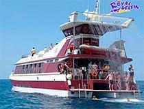 катамаран Royal Delfin Тенерифе Испания
