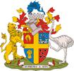 герб Веллингтон Новая Зеландия