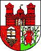 герб Шёнебек (Эльба) Германии