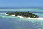 остров Атолл Лавиани (Мальдивы)