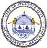 печать Атлантик-Сити (Нью-Джерси)