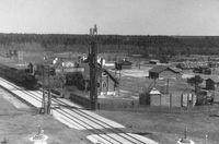 деревня Колосово на старой фотографии