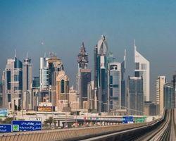 метро и недвижимость в Дубае